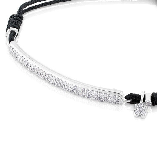 White Gold TOUS Diamonds Bracelet
