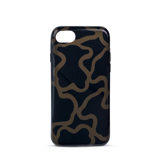 Black-camel iPhone 6/7/8 Kaos case