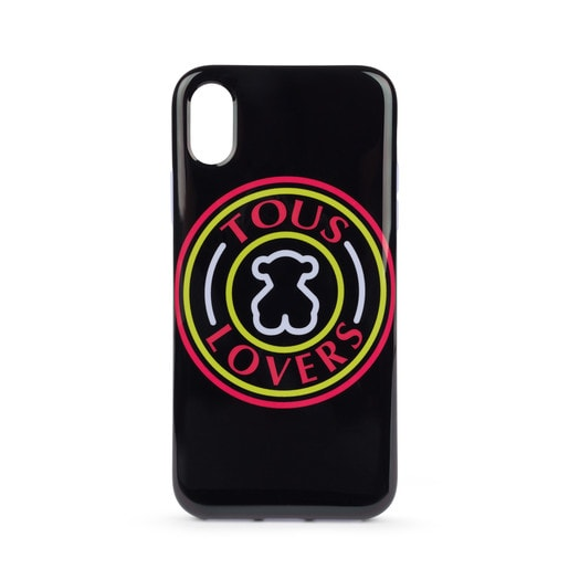 Funda iPhone X/Xs Tous Lovers multicolor