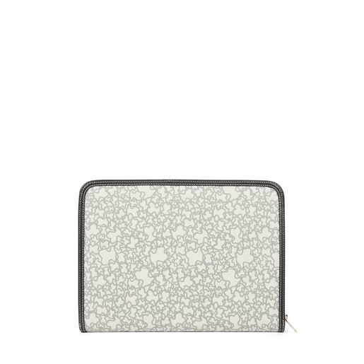 Beige Kaos Mini Document holder