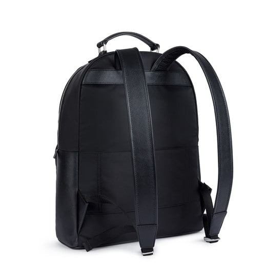 Mochila New Berlin de Nylon en color negro