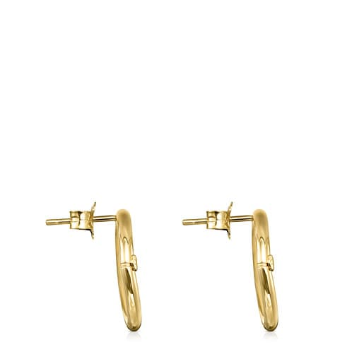 Gold Hold Earrings