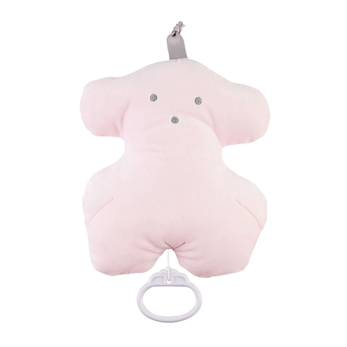 Urso musical T.Bear Rosa