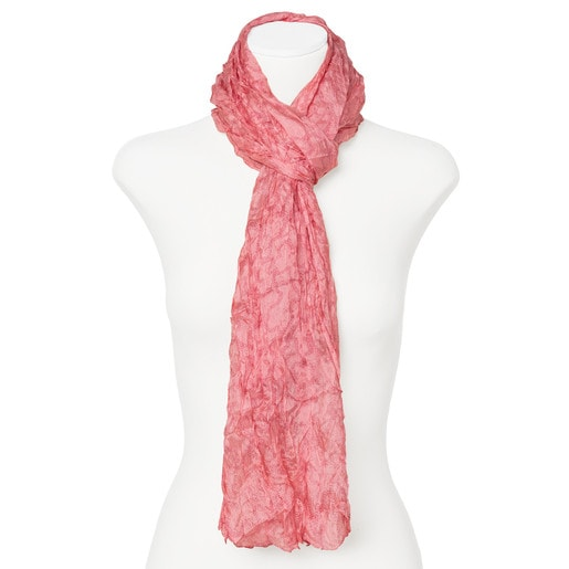 Foulard Kaos New en color rosa