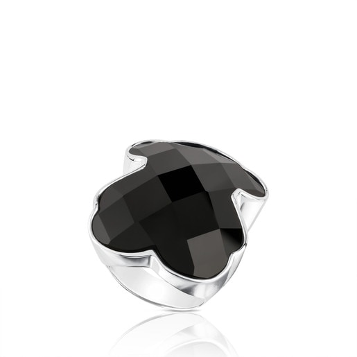 Silver TOUS Color Ring