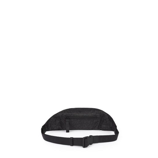 Black-gray Kaos Mini Sport Belt bag