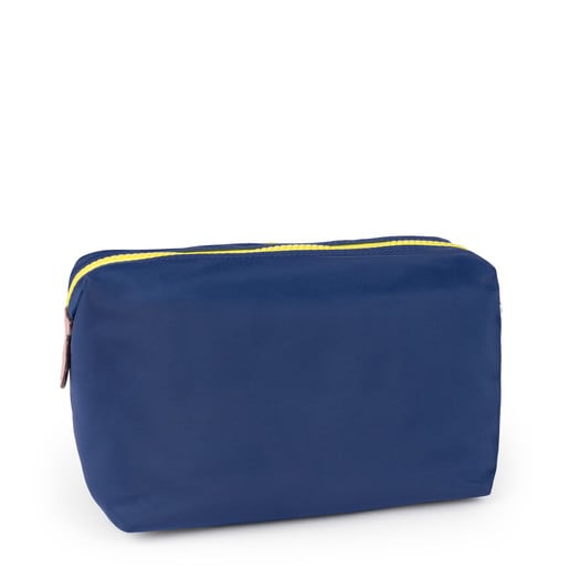 Large navy colored Doromy Toiletry bag