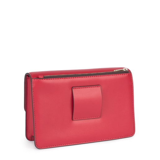 Small red Hold New Crossbody bag