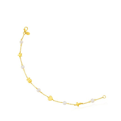 Armband Sweet Dolls XXS aus Gold