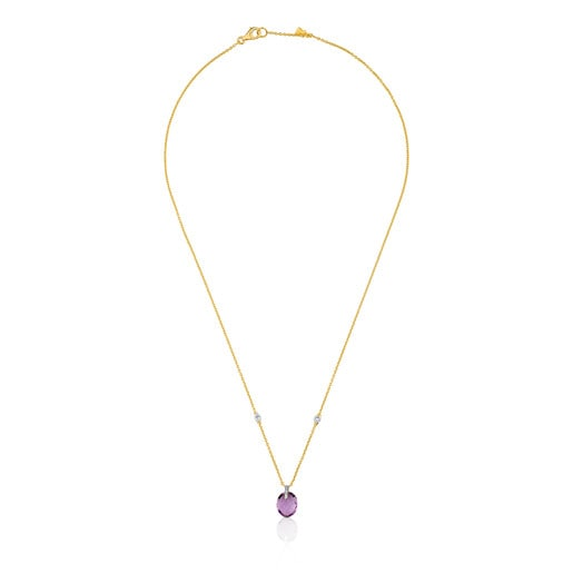 Gold Color Kings Necklace