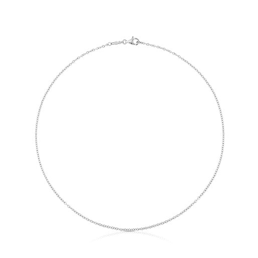 Stainless Steel TOUS Chain Choker