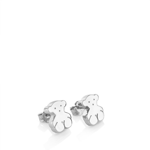 Silver Sweet Dolls Earrings