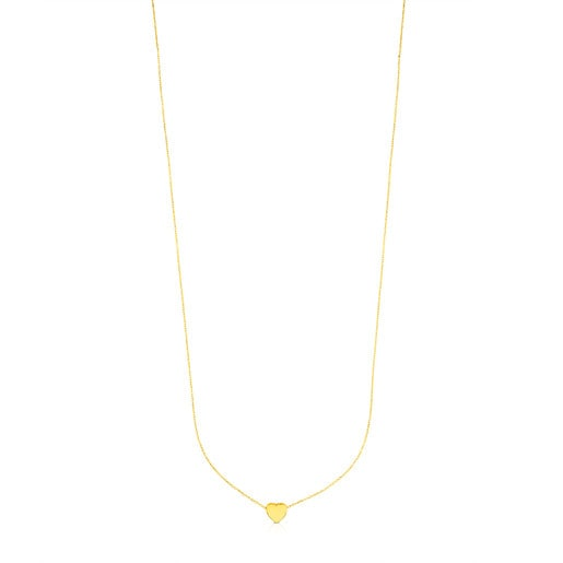 Gold Sweet Dolls XXS Necklace Heart motif.
