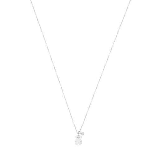 White gold TOUS Diamonds Necklace with Diamond