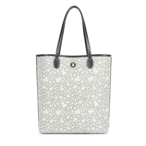 Beige Kaos Mini Shopping Bag
