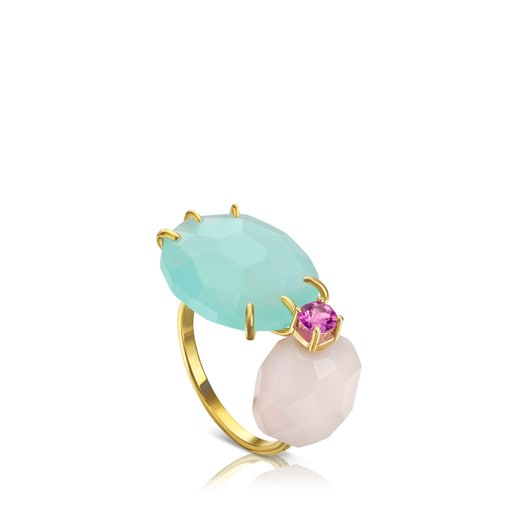 Ring Ethereal aus Gold