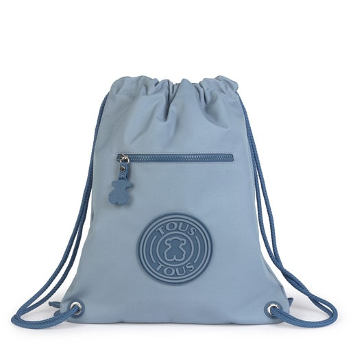 Small flat jeans School backpack