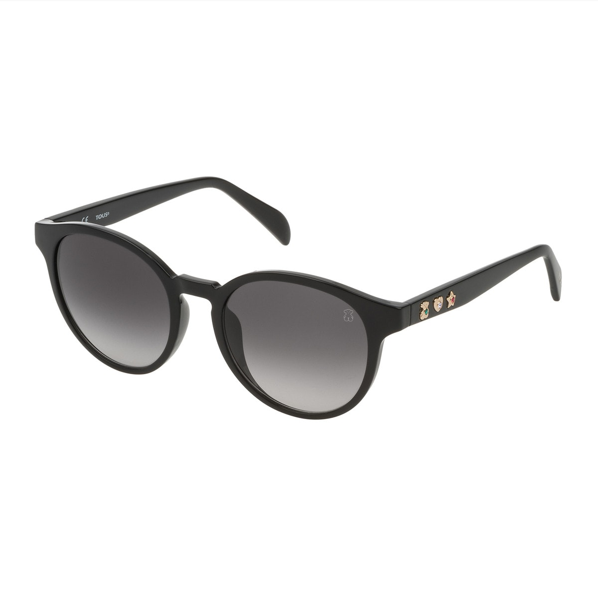 Black Three Motives Pantos Sunglasses