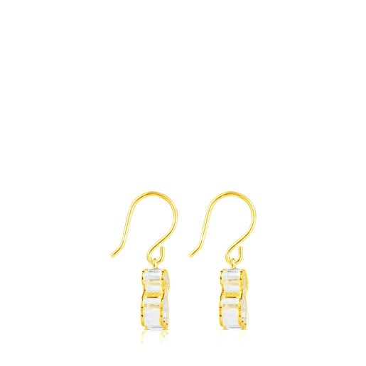 Vermeil Silver Galaxy Earrings