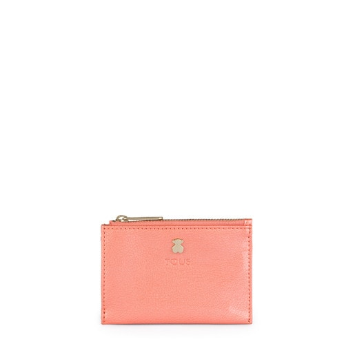 Pink Dorp Change purse and Cardholder