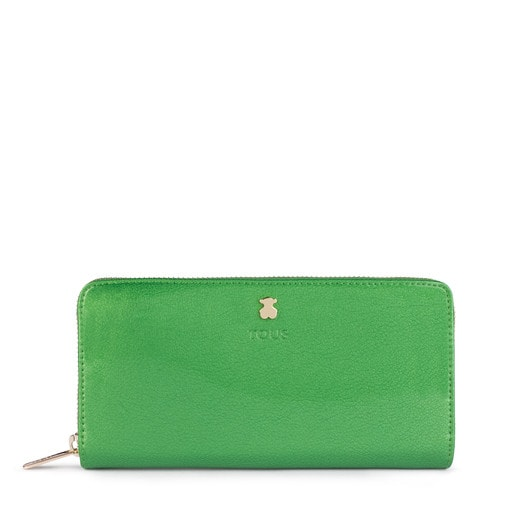 Medium green Dorp Wallet