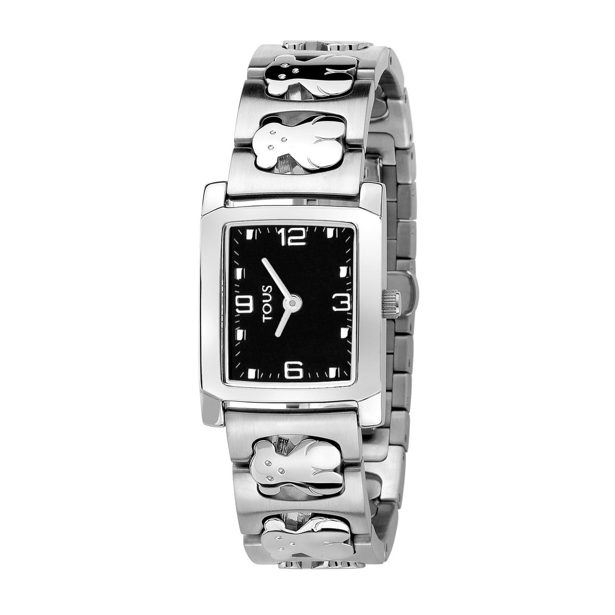 Steel Praga Watch
