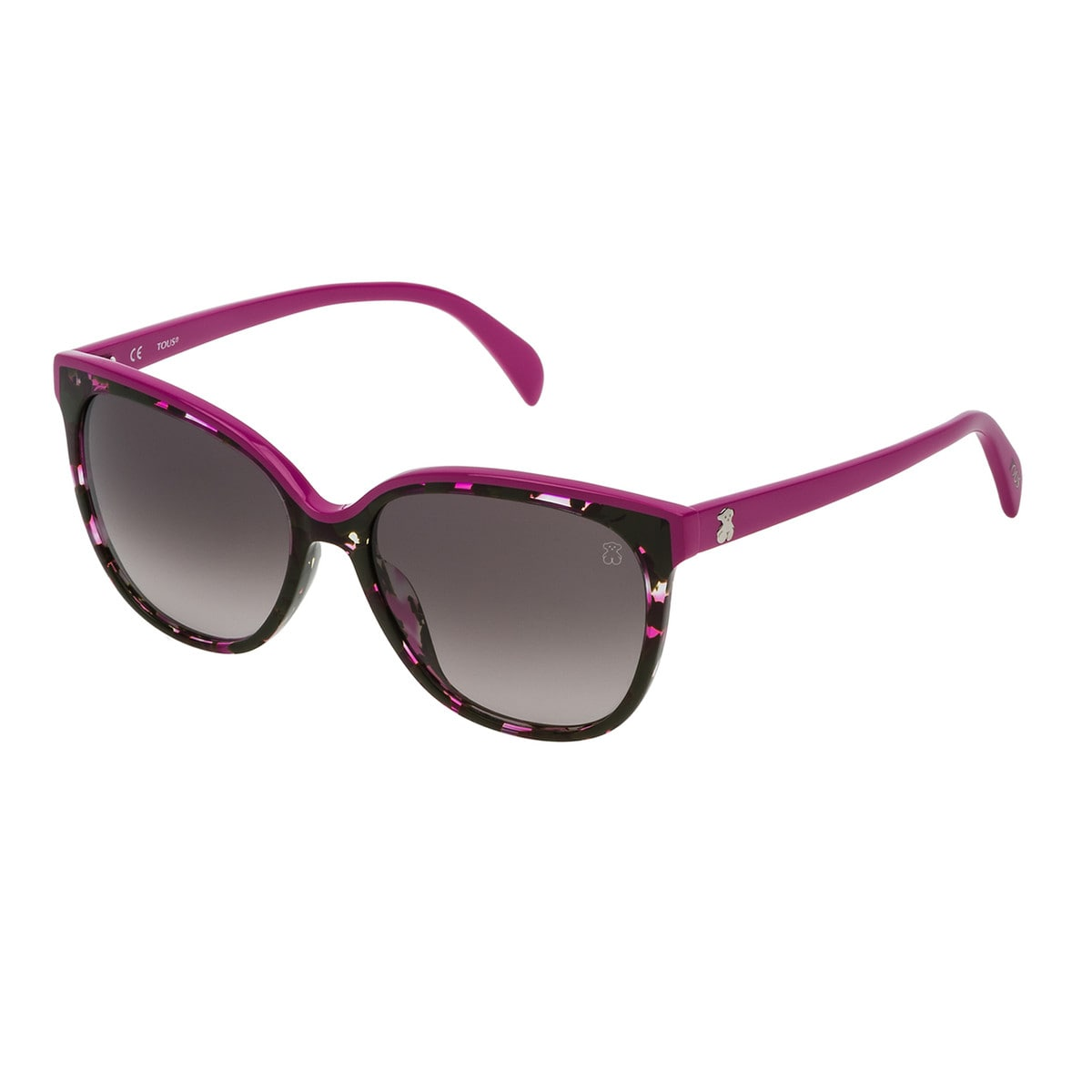 Color Mix Bear Sunglasses