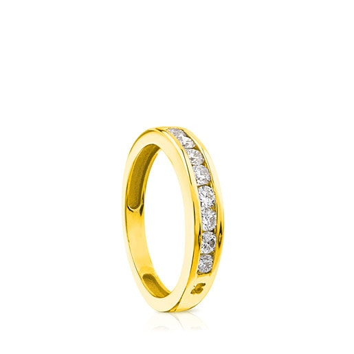 Ring TOUS Diamonds aus Gold
