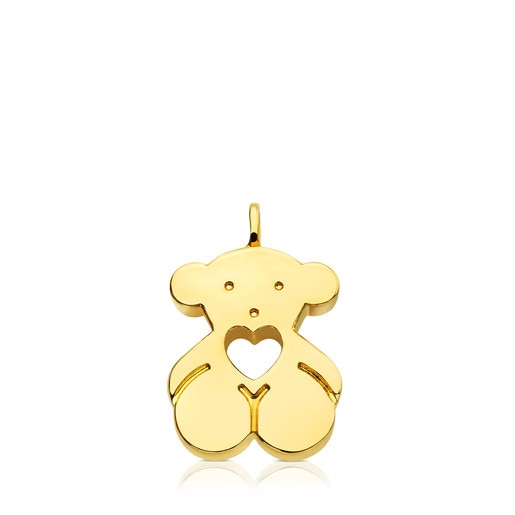 Gold Sweet Dolls Pendant