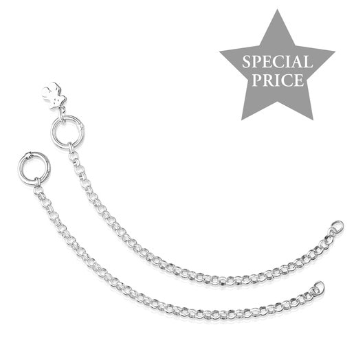 Set Hold Pulsera de Plata