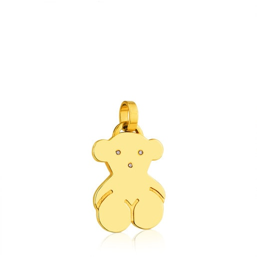 Gold New Sweet Dolls Pendant