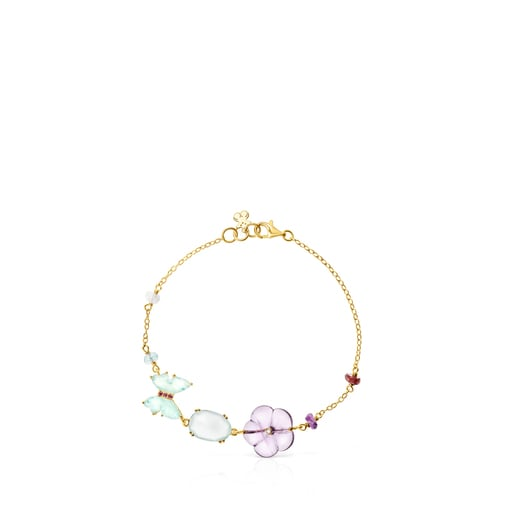 Vita Bracelet in Gold with Gemstones