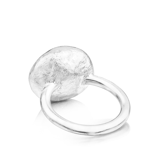 Silver Duna Ring.