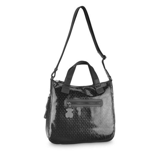 Black Lindsay City bag