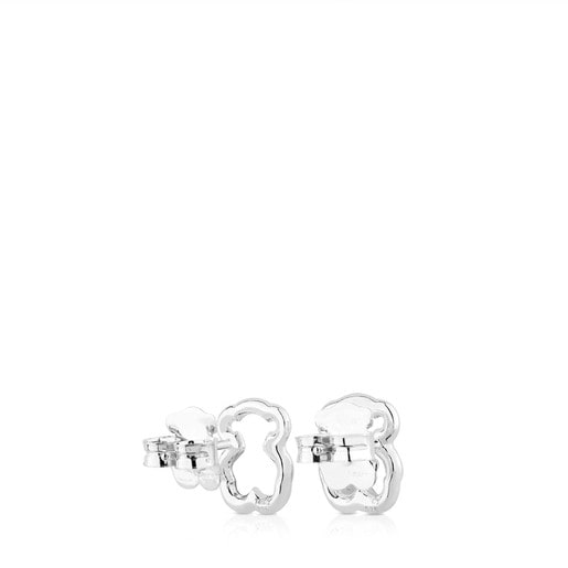 Silver New Carrusel Earrings