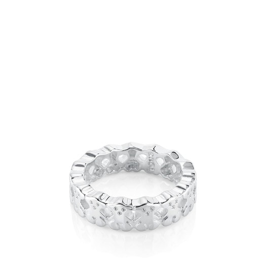 Anillo Puppies de Plata