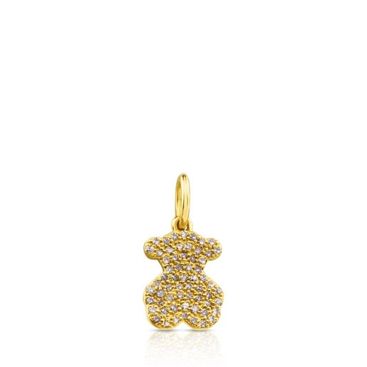 Colgante Gem Power de Oro con Diamantes