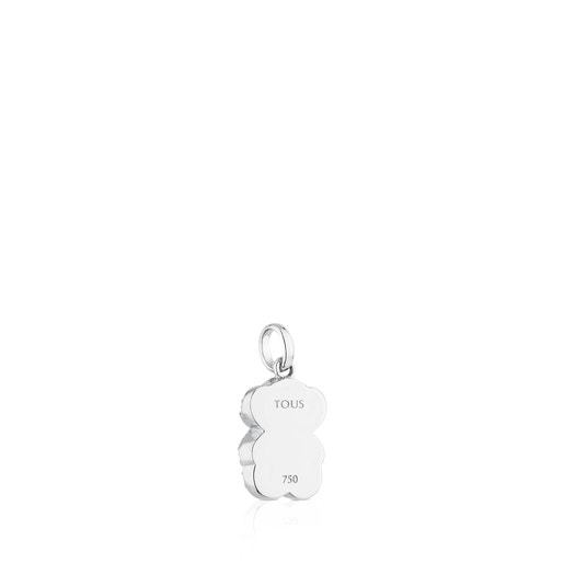 White Gold TOUS Diamonds Pendant