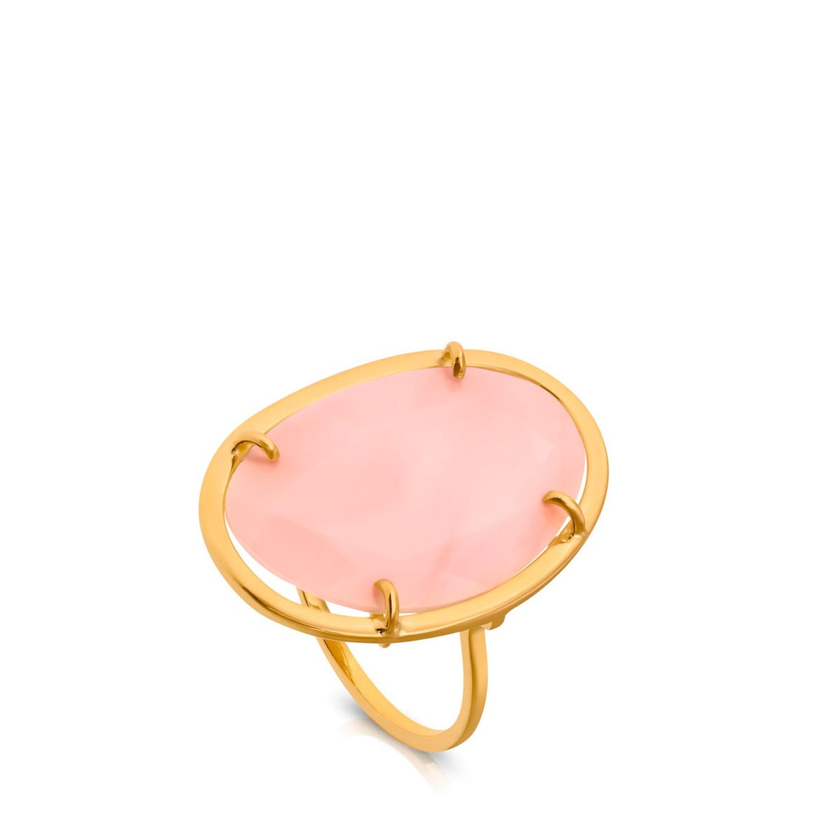 Gold Dinah Ring with Opal