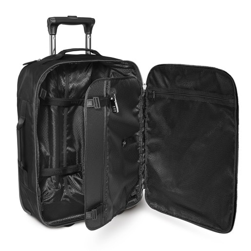 Black Nylon Berlin Trolley