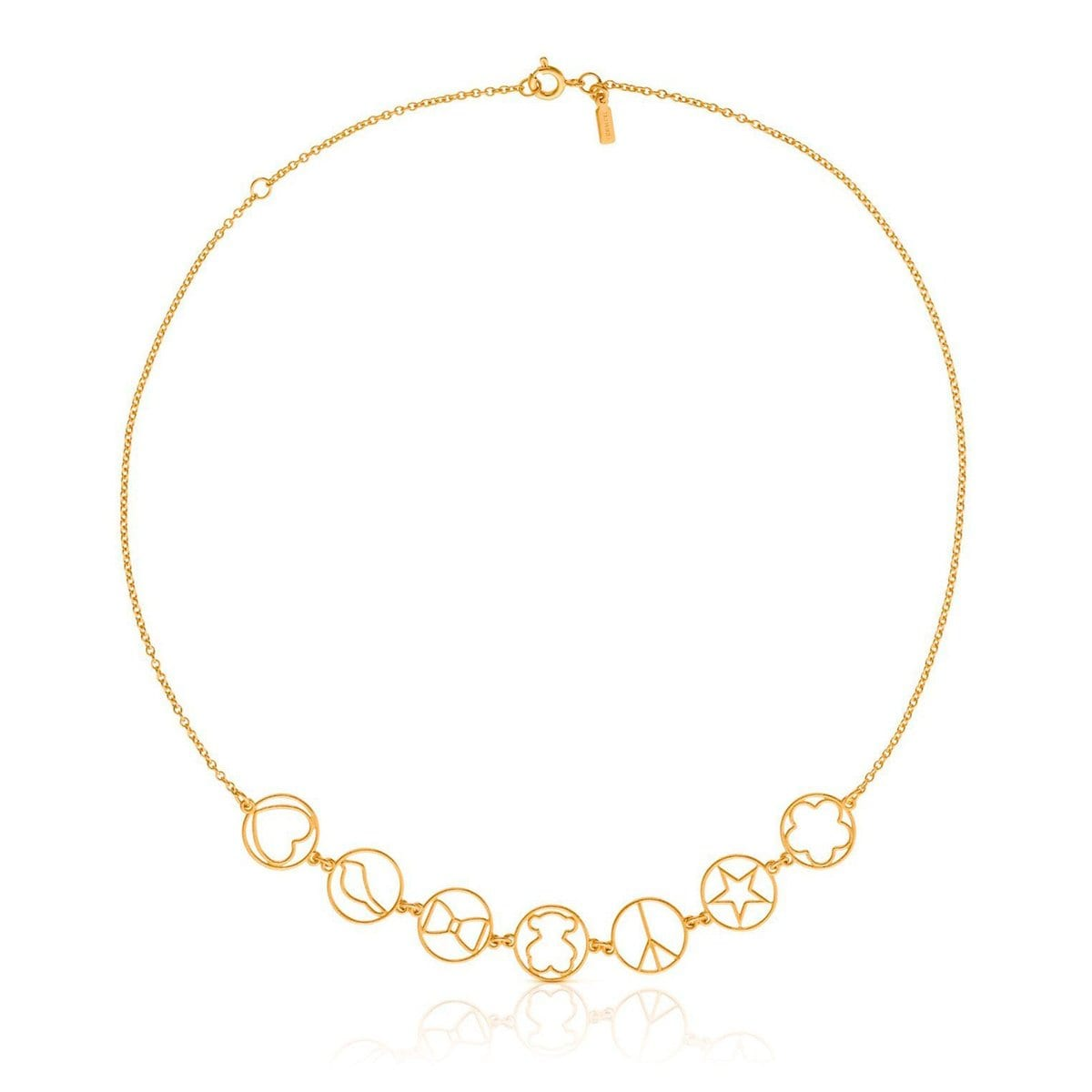 Vermeil Silver New Universo Necklace