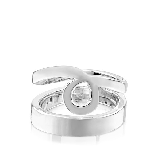 Silver Lio Ring