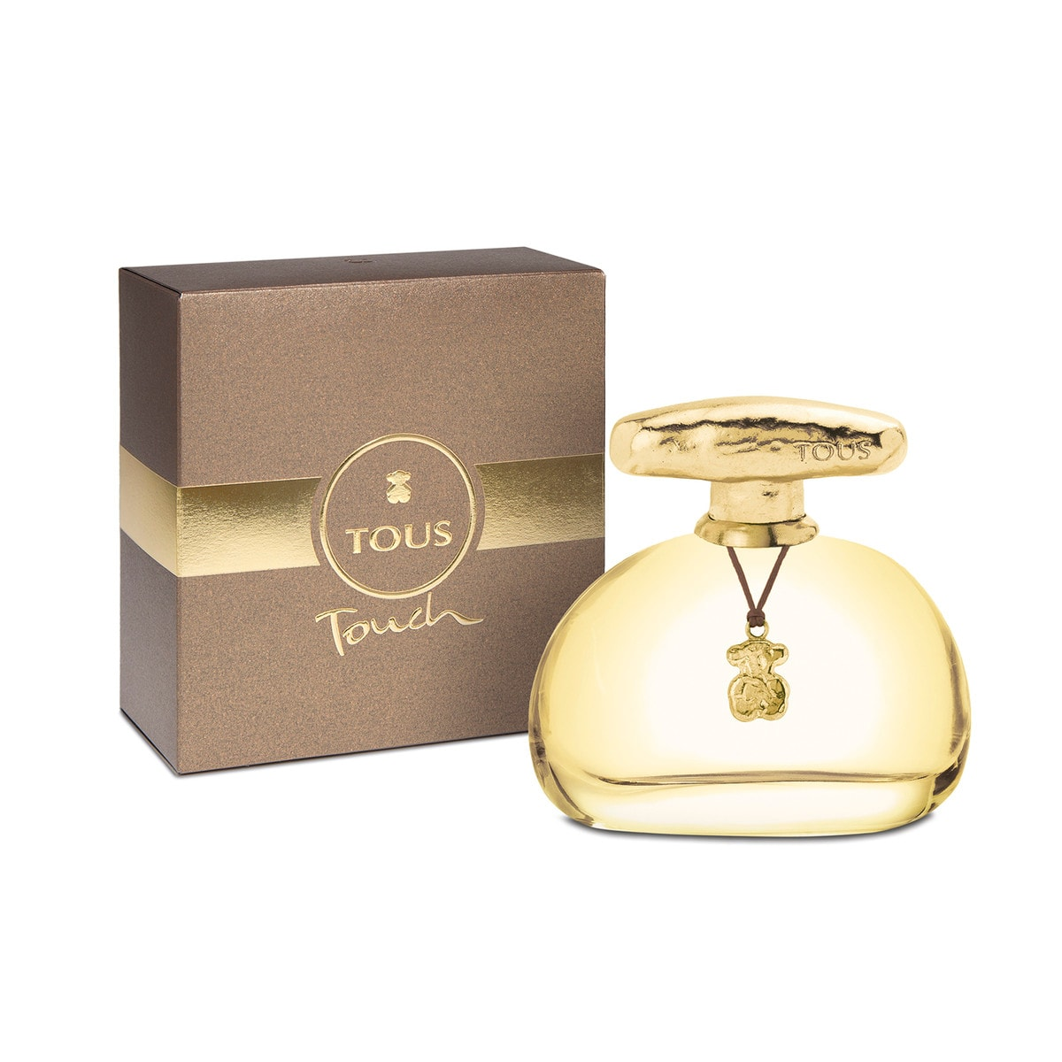 Touch The Original Gold Eau de Toilette - 100 ml