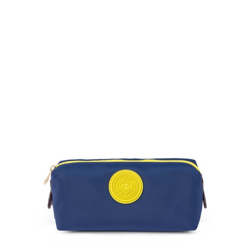 Medium navy colored Doromy Toiletry bag